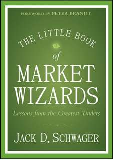 The little book of market wizards (ebook)