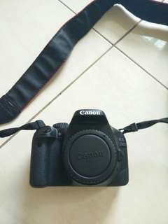 Canon 550D (Body only)