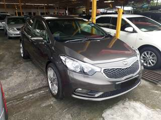 KIA CERATO YD 1.6 (A) 2013 GOOD CONDITION MUST VIEW