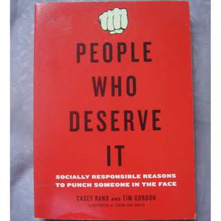 People Who Deserve It - Casey Rand and Tim Gordon