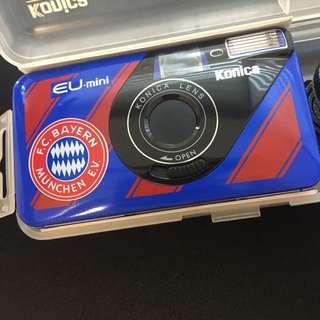 konica 膠卷相機