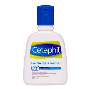 Cetaphil Gentle Skin Cleanser 125ml