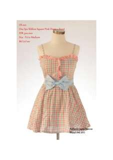 Dress Imut - One Spo Japan - original- new
