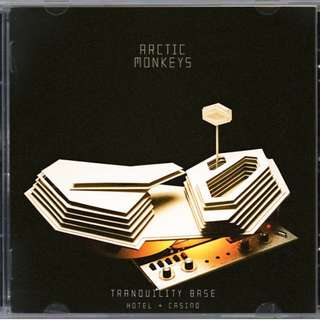 Arctic Monkeys ‎– Tranquility Base Hotel + Casino CD