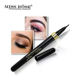 (PO)Miss rose  Special Penpoint Design Liquid Eye Liner ..(Ai)