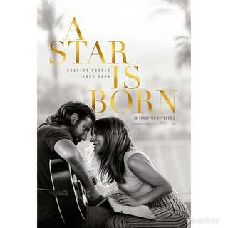 A Star Is Born Poster 2018