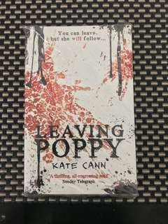 Leaving Poppy by Kate Cann