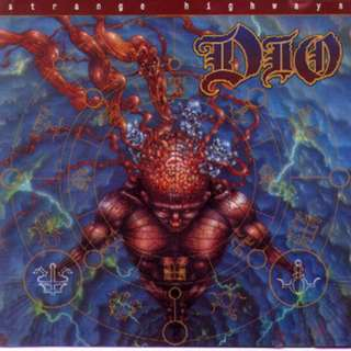 Dio ‎– Strange Highways CD