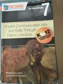 Grade 7 English Communication Arts &Skills