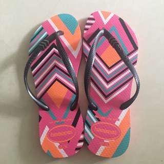 🚚 Havaianas Women Slim Slippers