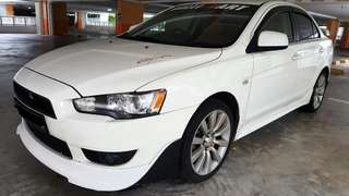 Lancer ex 2.0A sunroof 2008