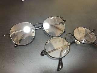 Glasses(平光,冇度數)