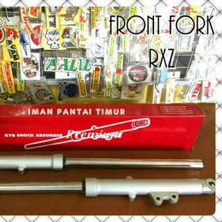 FRONT FORK RXZ MILI ORIGINAL KYB RM200