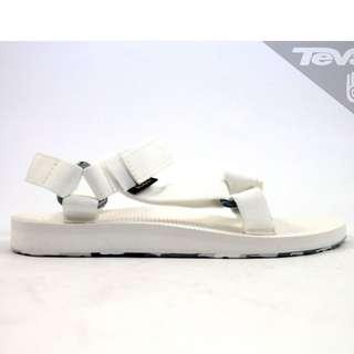 🚚 TEVA W ORIGINAL UNIVERSAL TV1012026WHT 織帶涼鞋 白色