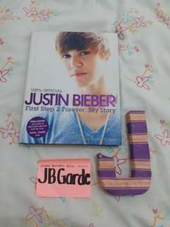 Justin Bieber Official Photobooks