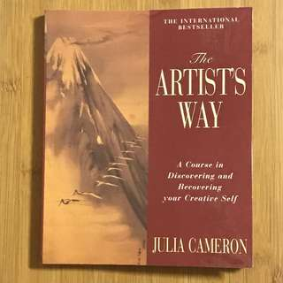 Paperback - The Artist's Way