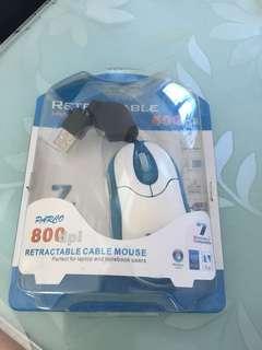 全新cable mini mouse
