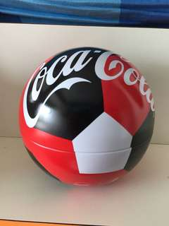 Limited edition 2018 fifa World Cup Coca Cola ball