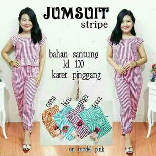 Jumsuit + baby doll