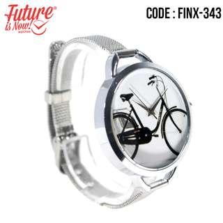 Generic - Jam tangan Fashion wanita analog - FINX-343