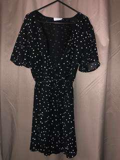 Luck & Trouble Star Mini Dress