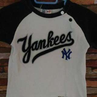 Yankees 6 To 12mos Guc 50