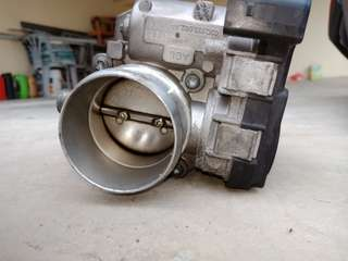 Jetta throttle body