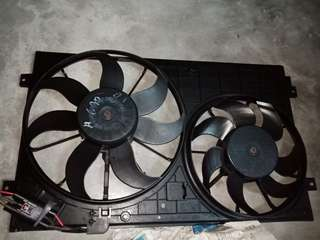 Volkswagen cooling fan