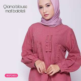 Qiana blouse