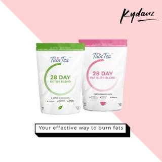 Thin Tea Slimming Detox