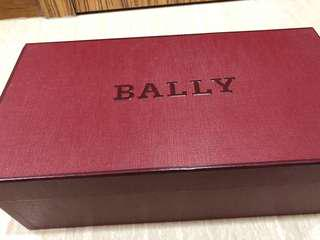 ( from Bally ION ) Bally Scrivani black shoes