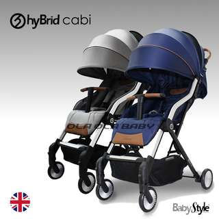 hyBrid Cabi Stroller