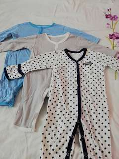 Bundle Baby Sleepsuits
