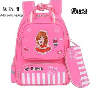 Barbie bag(Baca Deskripsi)