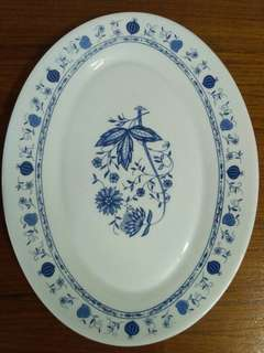 Large Oval Plate
