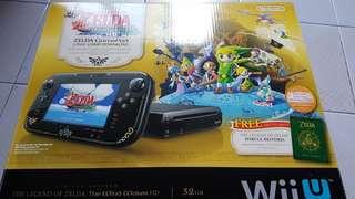 Wii U + 3 games