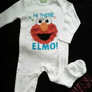New elmo sesame street