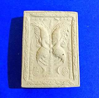 Kruba Krissana Butterfly Amulet Be2557