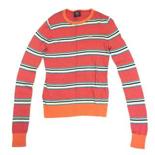 Le Tigre Pink Pullover Sweater