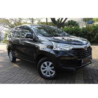 Toyota Avanza 1.3 E MT 2015 Hitam