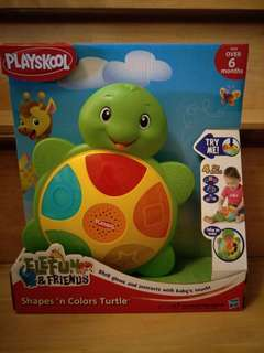 Playskool Shapes n Colors Turtle