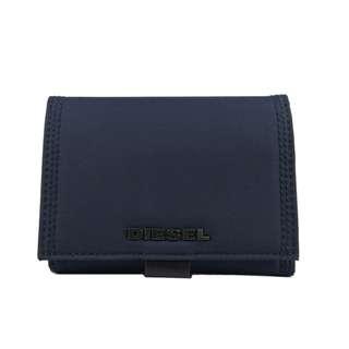 Diesel Men Wallet(100% Original / REAL) goods in stock X01682-PR520-H4561 藍色 NAVY