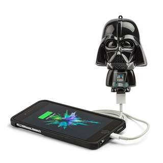 Star Wars Mighty Minis Darth Vader Phone charger