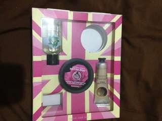 The Body Shop Hand Cream, Body Butter, Shower Gel
