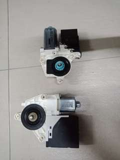 Volkswagen power window motor