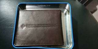 Columbia RFID Brown Wallet