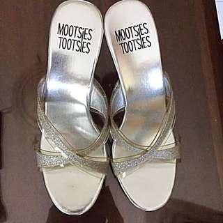 Mootsies Tootsies Crystal Sandals