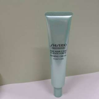 SHISEIDO Professional Fuente Forte Firming Cream 30g x 6