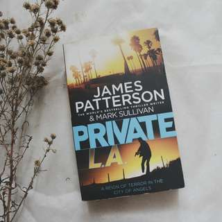 Private L.A. by James Patterson (English/Novel Impor)