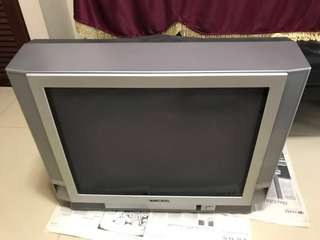 🚚 Toshiba TV - In good working condition